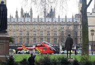 MPs are thanking police and the public for their messages as the lockdown in Westminster continues