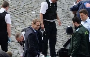 People are full of praise for Tory MP Tobias Ellwood who tried to save the stabbed police officer's life in Westminster