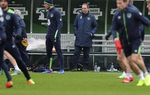 Republic of Ireland must put Wales under pressure from the start in World Cup qualifier says defender Stephen Ward