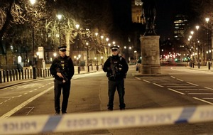 Five dead in Westminster terror attack