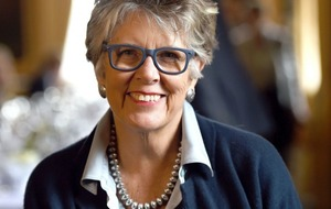 Prue Leith: We had to do something different on Bake Off