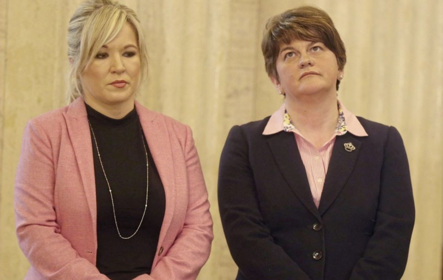 Fionnuala O Connor: Arlene Foster needs to muster some of Martin McGuinness's grace