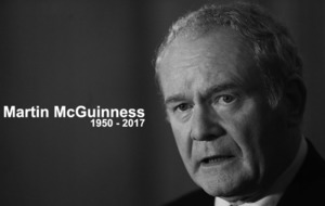 Live Video: Martin McGuinness funeral