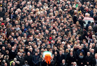 Martin McGuinness funeral: Fr Canny's homily and readings by family