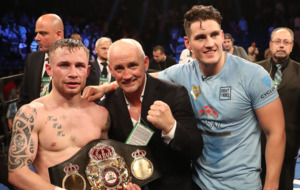 Barry McGuigan wants Josh Taylor to build up his experience in the ring