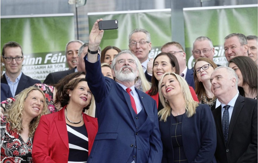 Patrick Murphy: Sinn Féin is now in a strong all-Ireland position