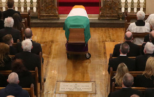 Martin O'Brien: McGuinness funeral showed flexibility denied to many families