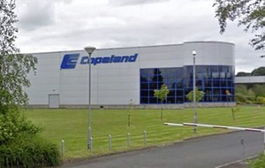 Cookstown compressor firm Copeland mark successful 2016