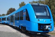 This zero-emissions train has successfully completed its first test run