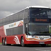 Cross-border bus services hit by indefinite Bus Éireann strike