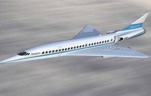 Start-up firm raises money to build jets which could travel from London to New York in three hours