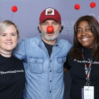 Love Actually's Andrew Lincoln meets global fans to boost charity coffers ahead of RND