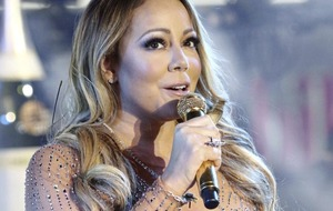 Mariah Carey's All I Want For Christmas being made into a film
