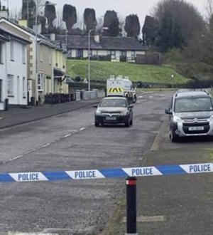 Man arrested over Strabane explosive attack aimed at police patrol