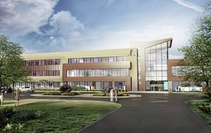 Plans approved for new landmark £95m college in Banbridge