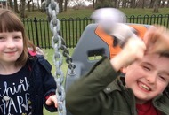 This girl wrote a letter to the council asking it to make a disabled swing for her brother and what happened next will fill you with joy