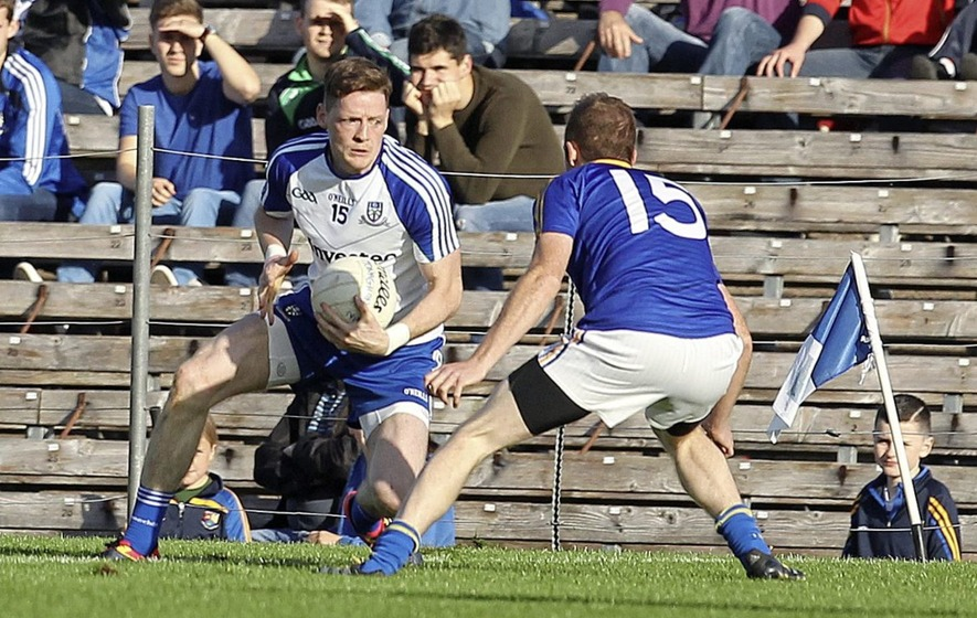 Conor McManus turns Monaghan certain defeat into the sweetest of draws against Donegal