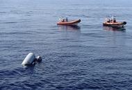 Hundreds of migrants feared dead off coast of Libya