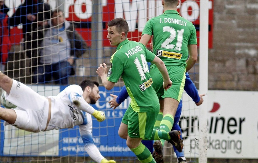 Cliftonville must show renewed intensity and heart against Ballymena