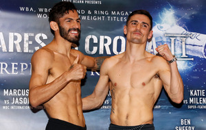 Anthony Crolla confident Manchester support can help him beat Jorge Linares
