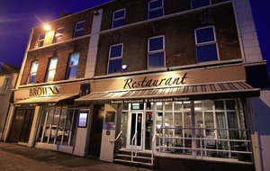 Eating Out: A Lenten sacrifice in the wonderful Brown's of Derry