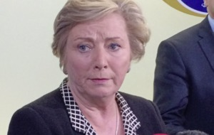 Frances Fitzgerald under pressure over Garda traffic convictions scandal
