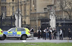 Tom Kelly: Westminster attack a reminder that the work of peace needs permanent vigilance