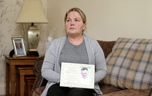 Mother of murder victim 'living in fear' after suspect mistakenly released from prison