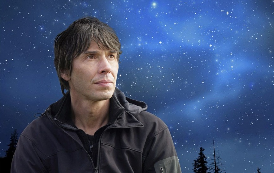 Prof Brian Cox: We'll colonise Mars if we don't destroy ourselves in next 20 years