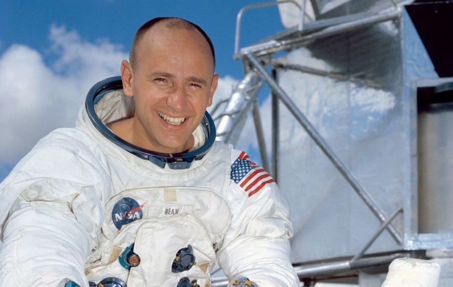 alan bean astronaut - photo #14