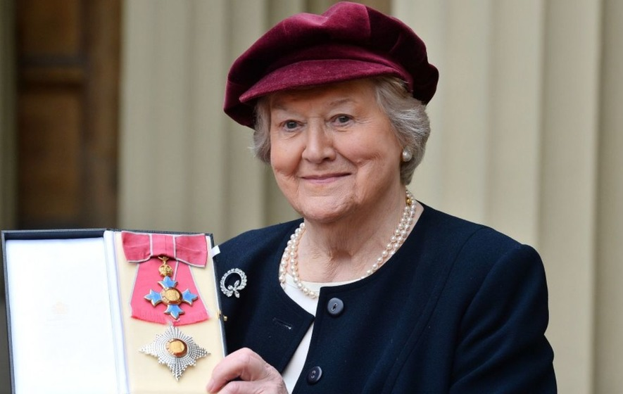 Patricia Routledge: Prince Charles was thrilled I was finally made a dame