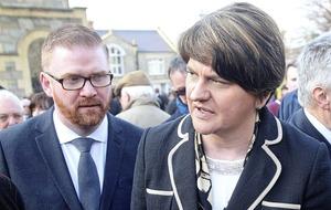 Martin McGuinness funeral: Orange Order silent on DUP's Simon Hamilton attending
