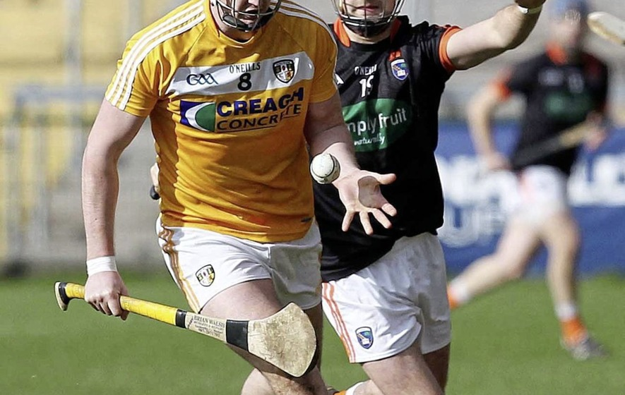 Antrim hurling joint manager Dominic McKinley aiming for top spot in Allianz League Division 2A