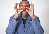 Sir Lenny Henry opens Red Nose Day with Westminster tribute