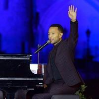 John Legend dazzles Disneyland audience celebrating 25 years of Paris park