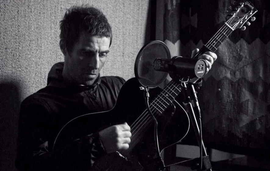 Liam Gallagher will hopefully ruffle feathers with As You ... Liam Gallagher As You Were