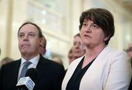 Video: Arlene Foster: Sinn Fein were not in 'agreement-finding mode'