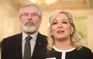 Fionnuala O Connor: McGuinness's death means Adams cannot retire as planned