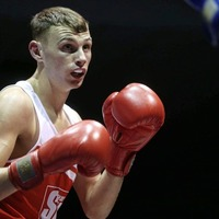 Sean McComb hoping to follow on from Belfast boys by starring on the international stage