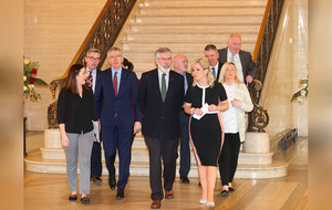 Video: Sinn Féin and DUP blame each other for talks breakdown