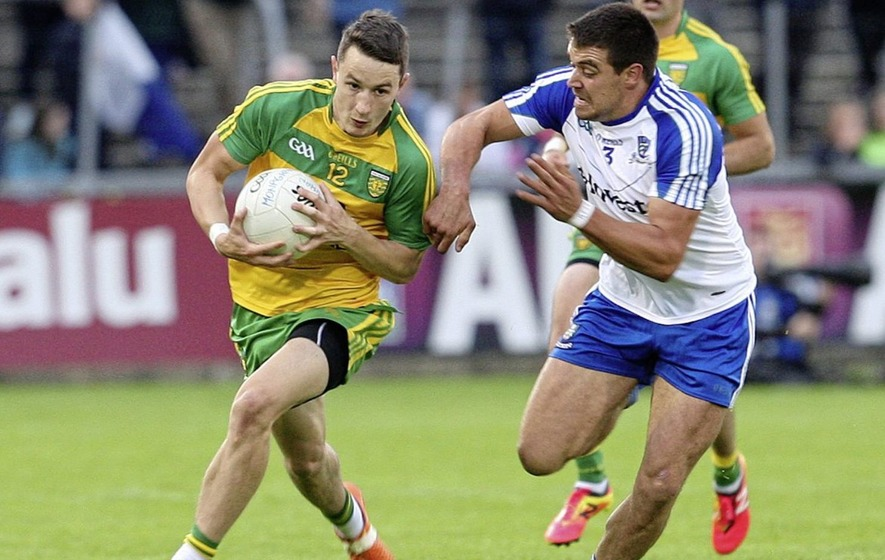 Disappointed Eoin McHugh finding it hard to take positives from Monaghan draw
