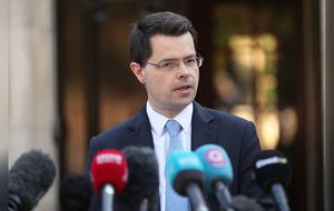 James Brokenshire: Short window of opportunity exists to break Stormont deadlock