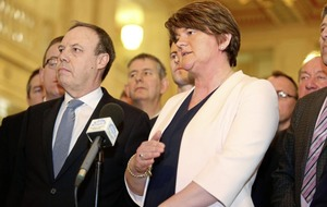 Brian Feeney: Time for DUP to accept the game's up