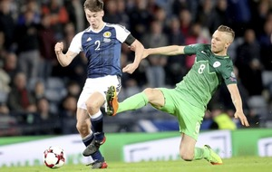 Kieran Tierney happy to do what is asked of him by Scotland manager Gordon Strachan