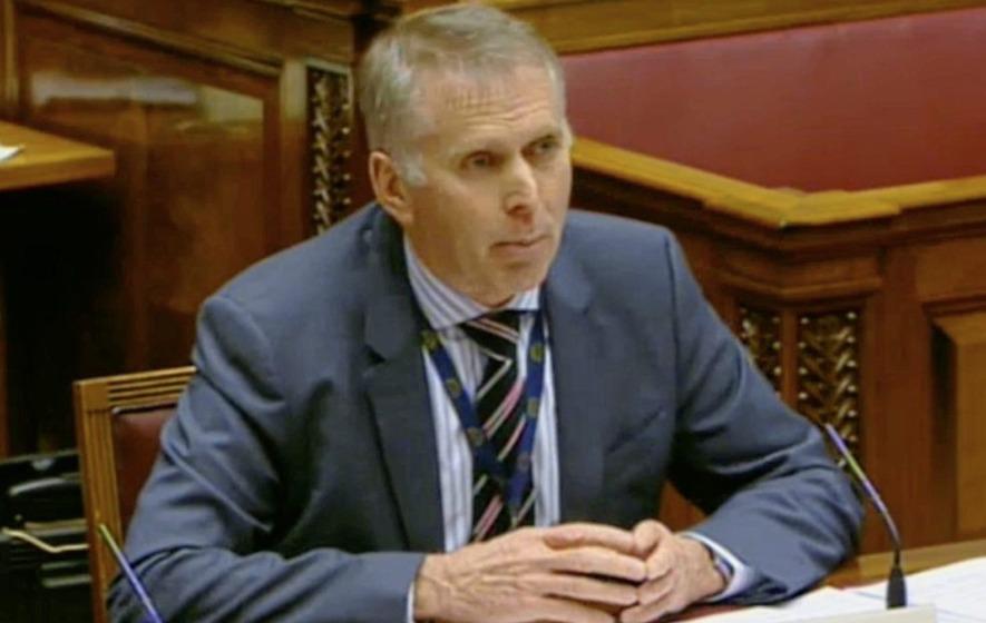 Senior civil servant takes control of Stormont purse strings