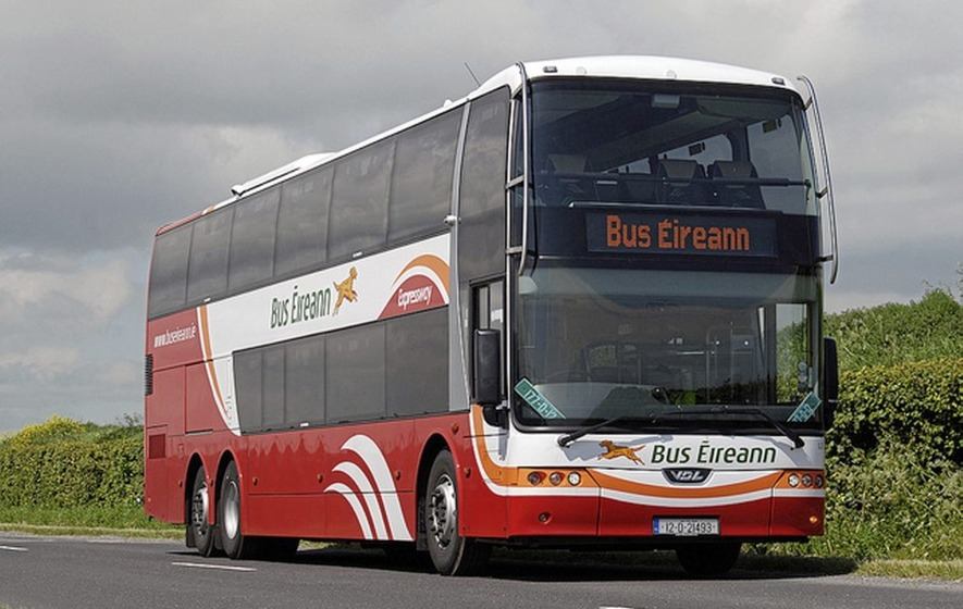 Transport staff to vote on 'sympathy' strike in support of Bus Éireann walkout