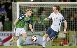 Experience can put Northern Ireland on the road to the World Cup says Nottingham Forest striker Jamie Ward