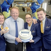 Six-in-a-row record for Belfast International