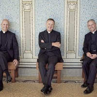 The Priests: We could do business with Ed Sheeran –if Lady Gaga's not free