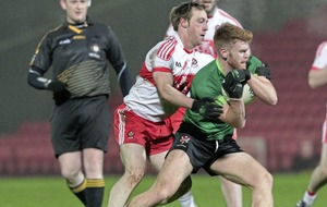 Neil Forester: Derry's failure to close out games is a worry